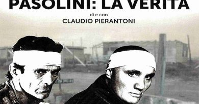 """Pasolini: la verità"", in scena a Roma quarant'anni di menzogne all'italiana"