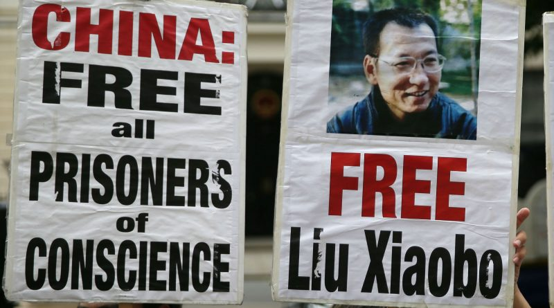 Liu Xiaobo: l'indifferenza uccide il nobel