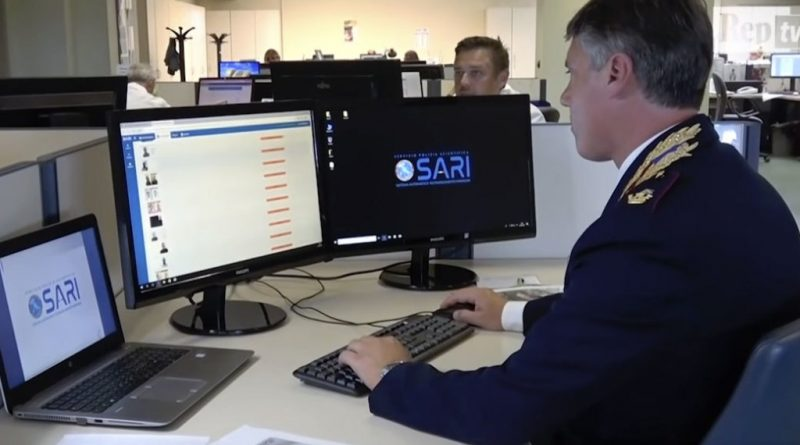 S.A.R.I. l'intelligenza artificiale che collabora con la Polizia di Stato