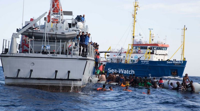 Prima gli italiani o prima i migranti? Il caso Sea Watch e Sea Eye
